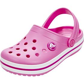 Crocs Crocband Clogs Niños, rosa